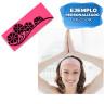 Cintas de pelo para sublimación - Ejemplo personalizado