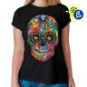 Diseño Transfer Sugar Skull - Ejemplo de personalización