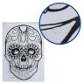 Diseño Transfer Sugar Skull - Textura