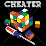 "Diseño Transfer ""Cheater"" - Pack 4 uds"