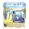 Diseño Transfer Surf's Up Van - Pack de 3 uds - Sin fondo