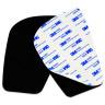 Espinilleras deportivas para sublimación y sus accesorios - Almohadilla adherible en el reverso