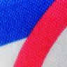 Funda para cojín de cuello de tejido brillante - Detalle tejido