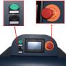 Horno para sublimación 3D tamaño A3 - Detalles pantalla