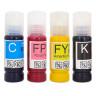 Pack sublimación impresora Epson ET-2711 A4 Flúor - Tintas de sublimación