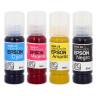 Pack sublimación - Botellas de tinta CMYK de 90 ml