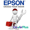 "Impresora de sublimación Epson SC-F501 - 24"" con tintas fluorescentes - Garantía in-situ"