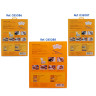 Kits de globos imprimibles Kodak - Reverso de las cajas