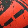 Lámina flocada para transferencia en textiles - Detalle en tejido