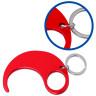 Llaveros anticontacto de aluminio en colores - Detalles