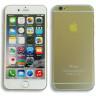Maqueta de móvil modelo iPhone 6 - Detalle maqueta frontal y reverso
