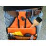 Bolsa portaherramientas con clip - Uso cinturón