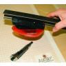 Regla de aluminio con cuchilla deslizante - Uso