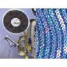 Lentejuela circular Holográfica - sistema de lentejuelas