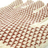 Guante protector de algodón - detalle reverso