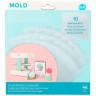 MoldPress We R -  Láminas plásticas - Pack de 40 uds (Ref. 040546)