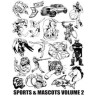 Cliparts Deportes y Mascotas Vol. 2   - Interior