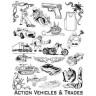 Cliparts Action Vehículos y Negocios -Interior