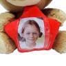 Osito Teddy portafotos - Pack de 6 uds - Modelo Estrella