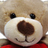 Osito Teddy portafotos - Pack de 6 uds - Detalle cara