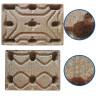 Palets de madera prensada -Detalle del material