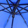 Paraguas plegable para sublimación de material reciclado - Detalle pestaña apertura