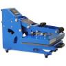 Plancha Mini Brildor Blue-e A4 con plato extraíble - Cerrada - Vista lateral izquierda