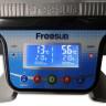 Plancha para 2 tazas FreeSub - Pantalla LCD de doble programación