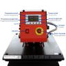 Plancha transfer neumática Brildor de 40x60cm - Controlador digital