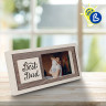 Portafotos con luz Serie Best Dad - Ejemplo de personalización