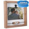Portafotos de sobremesa Serie Flavio - Ejemplo personalizado