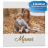 Portafotos de sobremesa Serie Isabel - Ejemplo personalizado