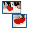Portafotos Serie Irina de 10 x 10 cm - Detalle corazones