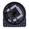 Portarrollos para la impresora de sublimación Epson SC-F6300 - Detalle frontal