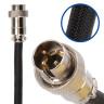 Resistencias de calor para recambio de plancha de tazas Katay - Detalle conector resistencia