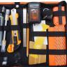 Set de herramientas completo para rotulista - Detalle parte derecha