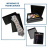 Sets de caja y bolsa para carteras, monederos y billeteros - Varios tamaños