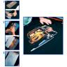 Software iColor SmartCUT - Transferencia de la imagen por partes
