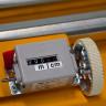 Soporte de rodillos para rollos con cuentametros - Cuentametros