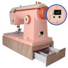 Stitch Happy Pink We R - Máquina de coser doméstica - Cajón de accesorios