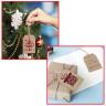 Tarjetas de Navidad colgantes - Ejemplos uso