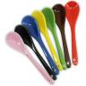 Taza con cuchara e interior de color - Detalle cucharas de colores