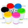 Taza para sublimación con base y tapa de silicona - Referencias