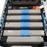 Toners para impresora SunAngel 31DC y 32DC - Colocados en la impresora