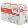 Toners y tambores para impresora OKI C5650 y C5750 - Tambor Amarillo 20.000 copias