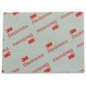 Topes de goma autoadhesivos de 19 x 19 x 9 mm - Papel protector del adhesivo