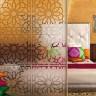 Vinilo decorativo esmerilado para cristales efecto Alhambra