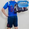 Vinilo Textil Basic Mate Premium de Poli-tape - Ejemplo personalizado