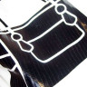 Vinilo Textil Efecto piel - Ejemplo aplicación