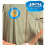 Vinilo textil imprimible para sublimación Sublifabric - Ejemplo de sublimación y uso
